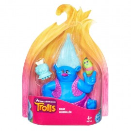 Trolls personaggio Biggie B6555-B8046 di Hasbro