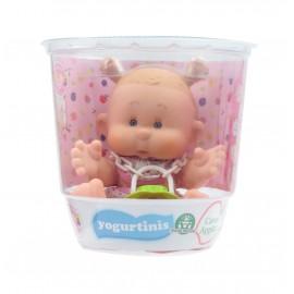 Yogurtinis Barattolo con Bambola Profumata, 20 cm, Carol Apple Gusto Mela di Giochi Preziosi