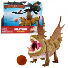 Dragons - Action Game Set - Dragon Muscoline - Meatlug