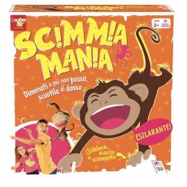 Gioco di società, Scimmia Mania di Rocco Giocattoli 66207