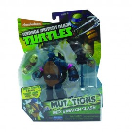 Teenage Mutant Ninja Turtles - Mix-n-Match, Action figure di Slash cod 90387 ass.90380