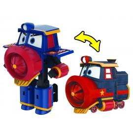 Robot Trains Personaggi Trasformabili circa 13 cm (VICTOR)  Robotrains