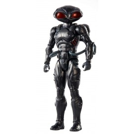 Aquaman- personaggio Black Manta,30 cm, Mattel FXF94