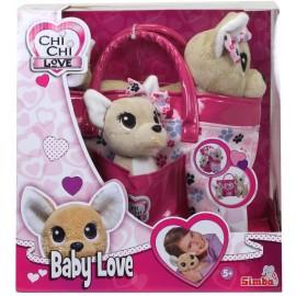 Chi Chi Love Famiglia Baby Love, Simba 105893178