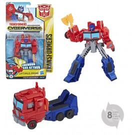 Transformers Cyberverse – Optimus Prime di Hasbro E1901-E1884