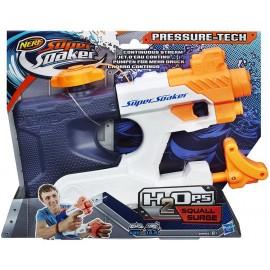 Nerf - Supersoaker H20 Squall Surge pistola d'acqua di Hasbro B4443