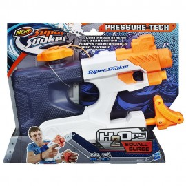 Nerf - Supersoaker H20 Squall Surge - pistola spara acqua