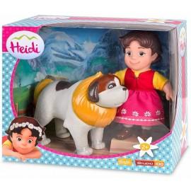 Famosa 700012251 - Heidi e Nebbia