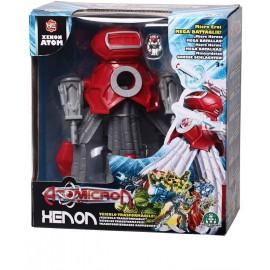 Atomicron Henon veicolo trasformabile XENON ATOM