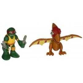 Half Shell Heroes Dino Leonardo & Pteranodon TUH00000