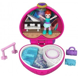 Polly Pocket Il Mini Cofanetto la recita di Lila , Mattel FWN41