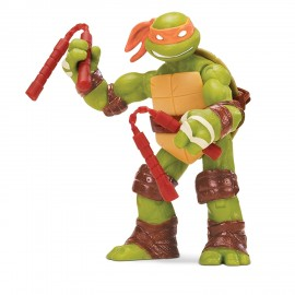 Turtles Personaggio Base Michelangelo 10 cm teenage mutant ninja