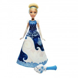 Disney Princess Cenerentola Doll Cinderella's Magical Story Skirt Peso articolo 313 g