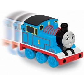 TreninoThomas - Veicolo Thomas a retrocarica, Mattel R9494-R9493
