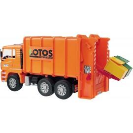 Bruder 02762, Camion trasporto rifiuti MAN TGA scala 1/16