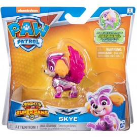 PAW PATROL Mighty Hero Pups Super Paws - Skye di Spin Master 6052293
