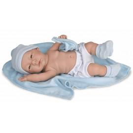 NENUCO IL MIO PRIMO BEBÈ AZZURRO MY REAL BABY 70013878