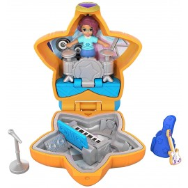 Polly Pocket Il Mini Concerto di Shani , Mattel FRY32