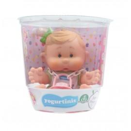 Yogurtinis Barattolo con Bambola Profumata, 20 cm, June Prune Gusto Prugna di Giochi Preziosi