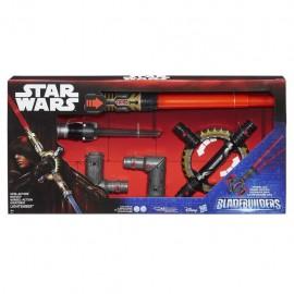 Star Wars - Spinning hilt! nuova Spada Laser Bladebuilders