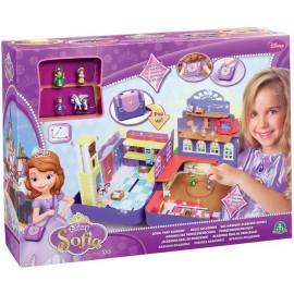 Giochi Preziosi Disney Principessa Sofia Zainetto Playset Accademia Reale