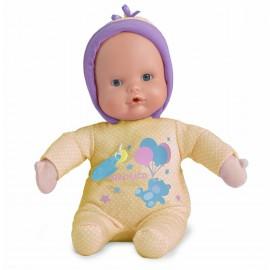 Nenuco Bambola vestito Giallo con canzone Ninna Nanna - batterie incluse - Famosa 7014038