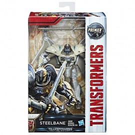 Transformers - Premier Edition Steelbane di Hasbro C2401-C0887