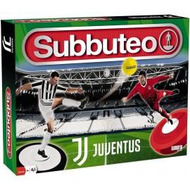 Subbuteo Playset Juventus con 2 Squadre Tappeto Gioco, 2 Porte, Pallone Giochi PreziosI BBT06000