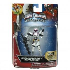 Ninja Steel - White Power Rangers Master Mode di GIG