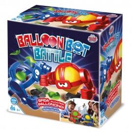 Balloon Bot Battle, gioco di società di Grandi Giochi GG01313