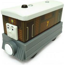 Mattel Trenino Thomas Fisher Price Y4081 - Veicolo Toby Small
