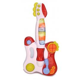 Bontempi novità 3525 - Chitarra Elettronica Baby Rock - scatola grande