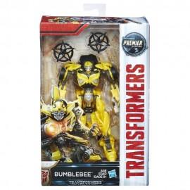 Transformers - Figurina Deluxe Bumblebee C1320-C0887 di Hasbro