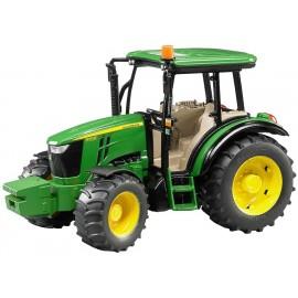 Bruder 02106, Agri Trattore Jhoon Deere 5115M scala 1/16