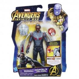 Falcon Avengers Infinity Word di Hasbro E1417-E0605