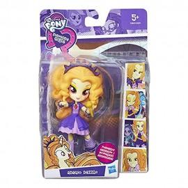 Equestria Girls Small Doll Adagio Dazzle di Hasbro C0839 C0869