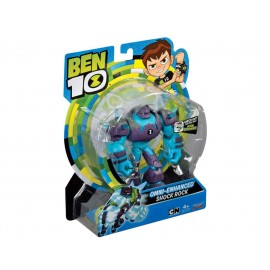 Ben 10 - Omni-Enhanced Shock Rock figura articolata di Giochi Preziosi