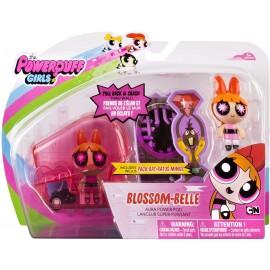 SUPERCHICCHE Figura Playset LOLLY  PowerpUFF girls Blossom - Belle