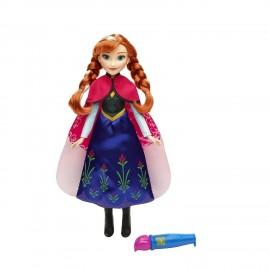 Disney Frozen - Anna Mantello Cambia Colore B6701