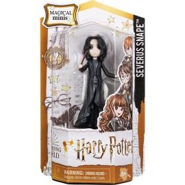 Harry Potter personaggio Severus Piton, bambola articolata 7.5 cm, Spin Master 6061844