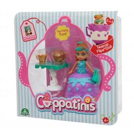 Cuppatinis Mini Doll con Accessorio, Carmela la Crème di Giochi Preziosi