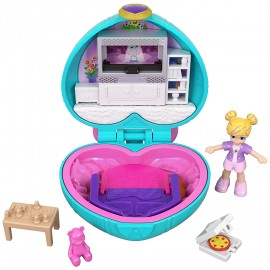 Polly Pocket Cofanetto Il Salotto di Polly, Mattel GCN07