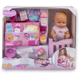 Nenuco - Borsa Bebè per Bambine/i a Partire da 3 Anni, di Famosa 700015831