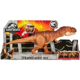 Jurassic World - Tirannosaurus Rex Morso Letale - Dinosauro con Suoni di Mattel FMY70