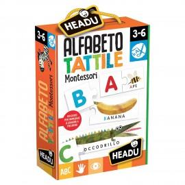 Alfabeto Tattile Montessori IT20164 di Headu