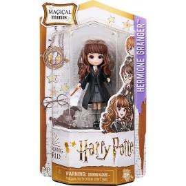 Harry Potter personaggio Hermione, bambola articolata 7.5 cm, Spin Master 6061844