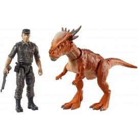 Jurassic  World - STIGGY E MERCENARIO di Mattel FMY84