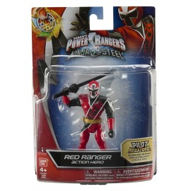 Power Rangers Ninja Steel (Red Ranger) di Gig PWN01000