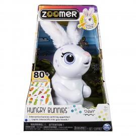 Zoomer Bunnies Chewy, coniglio interattivo di Spin Master