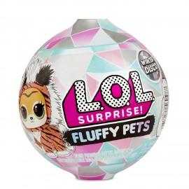 LOL Surprise Fluffy Pets Winter Disco, Modelli Assortiti,Giochi Preziosi LLU86000
